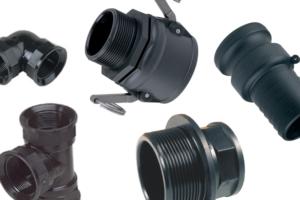 Fittings, Hosetails, Fork fittings