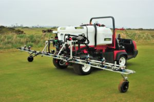 Used Amenity and Golf Course Sprayers